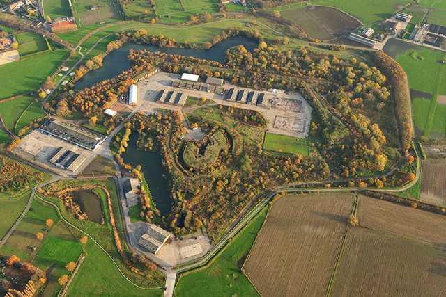 lasergame Fort 3 (Borsbeek, Antwerpen)