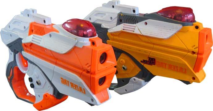 Hornet lasergeweren huren