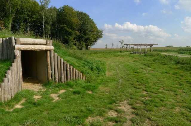 lasergamen in het speelbos het Vossenhol (Bertem, Vlaams-Brabant)